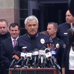 South Pasadena, Police Chief Art Miller, shooting plot, South Pasadena, High School