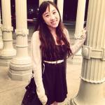 Photo of Courtney Kwan, Hillsides intern