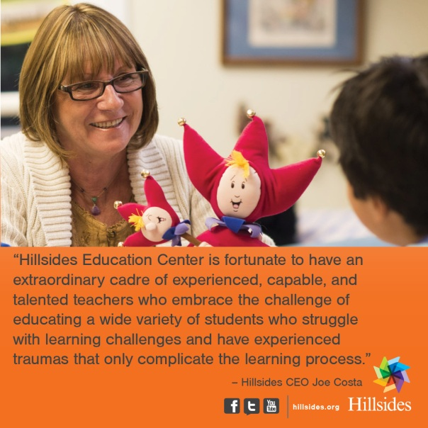 HEC, special education, nonpublic school, Hillsides Education Center, teaching, Los Angeles, Pasasdena
