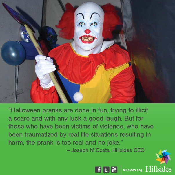 Halloween TIC quote