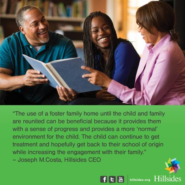 foster families quote