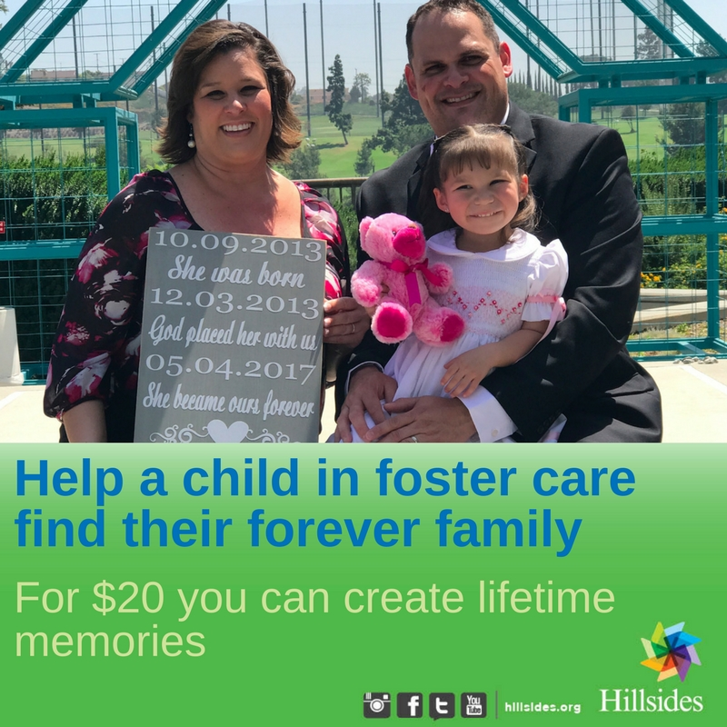 help children find their forever family